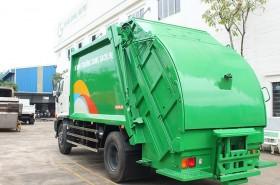 TP.HCM thay thế các xe chở rác cũ kỹ
